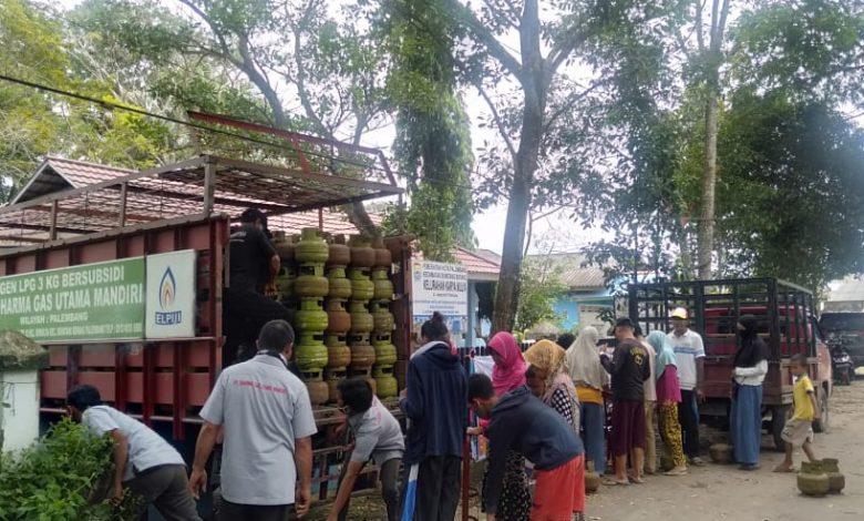 Photo of Pastikan Ketersediaan LPG 3 Kg, Pertamina Gelar Operasi Pasar di Sematang Borang
