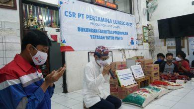 Photo of PT Pertamina Lubricants Bantu Fasilitas Belajar Online Untuk Panti Asuhan