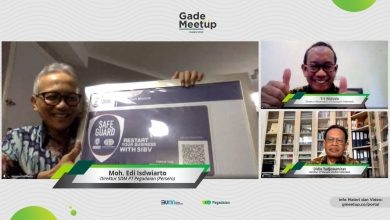 Photo of Surveyor Indonesia-BV Serahkan Label SIBV Safe Guard kepada Pegadaian