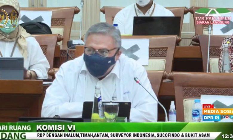 Photo of RDP dengan Komisi VI, Surveyor Indonesia Paparkan Kinerja Perusahaan