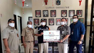 Photo of Bank DKI Serahkan 100 Paket Bantuan