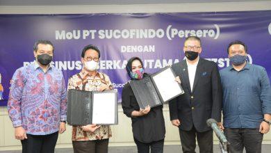 Photo of Sucofindo-Rietzstar Teken MoU Uji Makanan Pelaku UMKM Kuliner