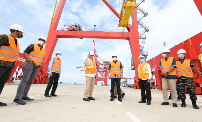 Photo of Tumbuh Pesat, Pelindo 1 Pecepat Pembangunan Kuala Tanjung Port dan Industrial Estate