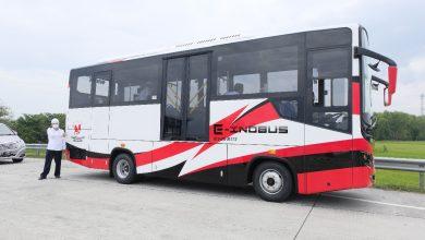 Photo of Uji Prototype Bus Listrik, INKA: Sekali Charging Bisa Tempuh 200 KM