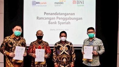 Photo of Merger Bank BUMN Syariah, Mandiri Pegang 51,2 Persen Saham