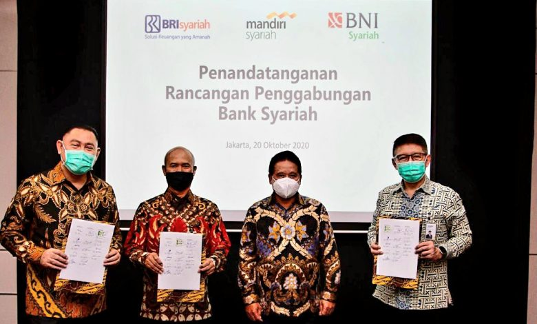 Photo of Merger Tiga Bank Syariah BUMN Bernama 'PT Bank Syariah Indonesia Tbk'