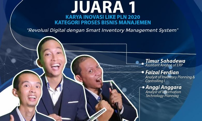 Photo of Revolusi Digital Indonesia Power, Juara Inovasi LIKE PLN 2020