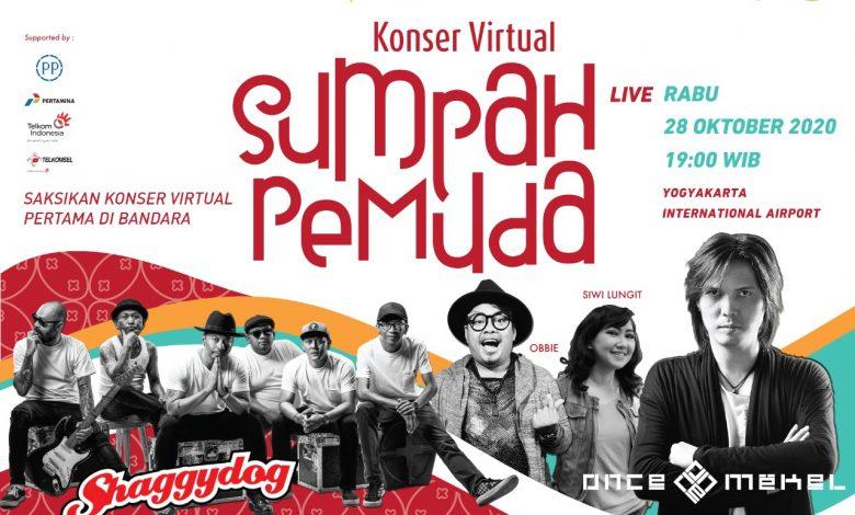 Photo of Angkasa Pura I Gelar Konser Virtual Pertama di Bandara