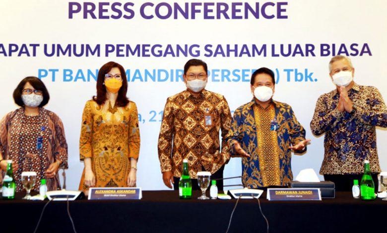 Photo of Regenerasi Kepemimpinan, Erick Thohir Tunjuk Darmawan Junaidi Jadi Dirut Bank Mandiri
