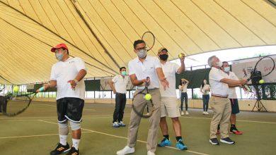 Photo of Turnamen Tenis Dengan Beberapa Perguruan Tinggi