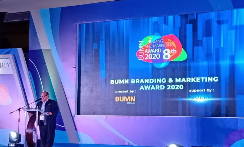 Photo of Pertamina, BRI dan Garuda Indonesia Jawara BUMN Branding & Marketing Award 2020