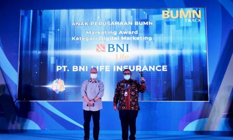 Photo of BNI Life Raih Predikat Digital Marketing Terbaik di Ajang BBMA 2020
