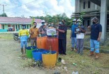 Photo of Dahana Serahkan Bantuan Tanaman Obat ke Desa Sadawarna