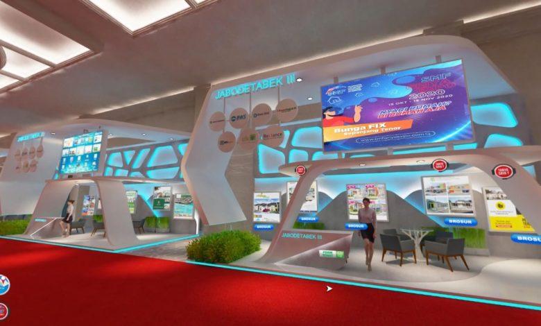 """Photo of Pameran KPR Virtual SMF, Fasilitasi Masyarakat """"Cari Rumah di Rumah Aja"""""""