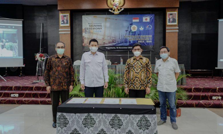 Photo of KSO WIKA Raih Kontrak Pembangunan SGLC dan ERIC Yogyakarta Senilai Rp218 Miliar