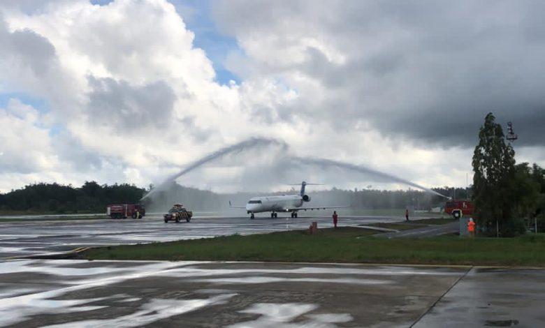 Photo of Garuda Indonesia Luncurkan Rute Baru, Balikpapan-Tarakan