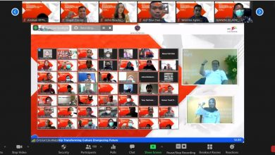 Photo of PT PMLI Bersama Kemenhub Gelar Webinar 'Nationalism Leadership'
