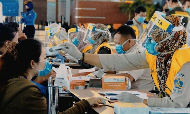 Photo of Penerbangan Internasional Bergairah, AP2 Terapkan Biosafety dan Biosecurity Management