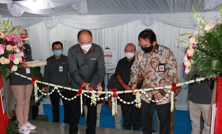 Photo of Soft Launching Learning Center Bank DKI