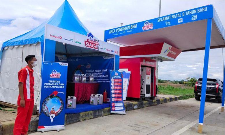 Photo of Selama Nataru, Pertamina Siapkan Layanan BBM Tambahan di Tol Trans Jawa