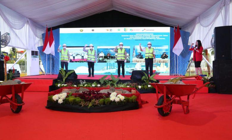 Photo of Sinergi Pelindo 1-Pertamina, Bangun Infrastruktur Energi di Pelabuhan Kuala Tanjung