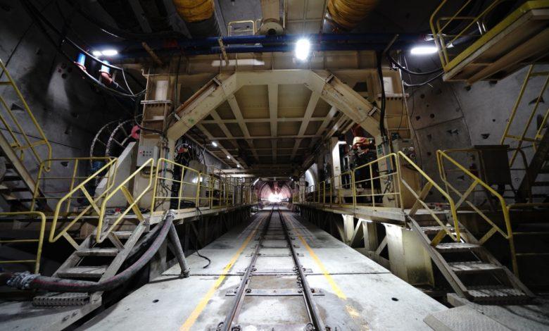 Photo of Tembus Tunnel #1 Halim, Kereta Cepat Jakarta-Bandung Capai 74.94 Persen