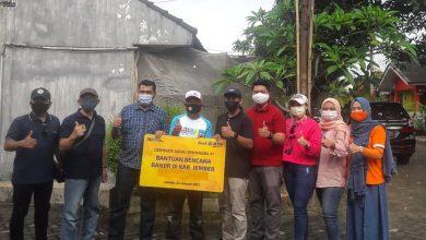 Photo of BTN dan REI Bantu Korban Banjir
