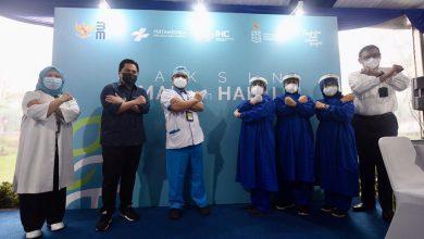 Photo of Program Vaksinasi Untuk Nakes