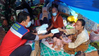 Photo of Pertamina Bagikan Masker di Posko Pengungsian Cegah Cluster Pengungsi