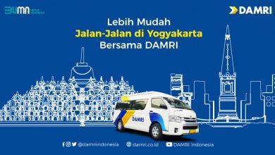 Photo of Dukung Kebangkitan Pariwisata, DAMRI Layani Rute Bandara YIA ke Borobudur dan Malioboro