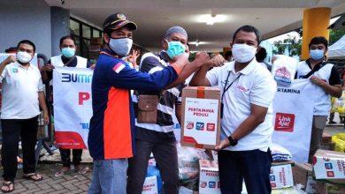 Photo of Pulihkan Masyarakat Terdampak Bencana, Pertamina Salurkan Bantuan hingga Rp1 Miliar