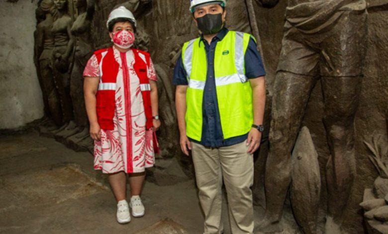 Photo of Tinjau Renovasi Sarinah, Erick Thohir Ungkap Harta Karun yang Tersembunyi