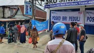 Photo of Tanggap Bencana Gempa Sulbar, BRI Bangun Posko BRI Peduli