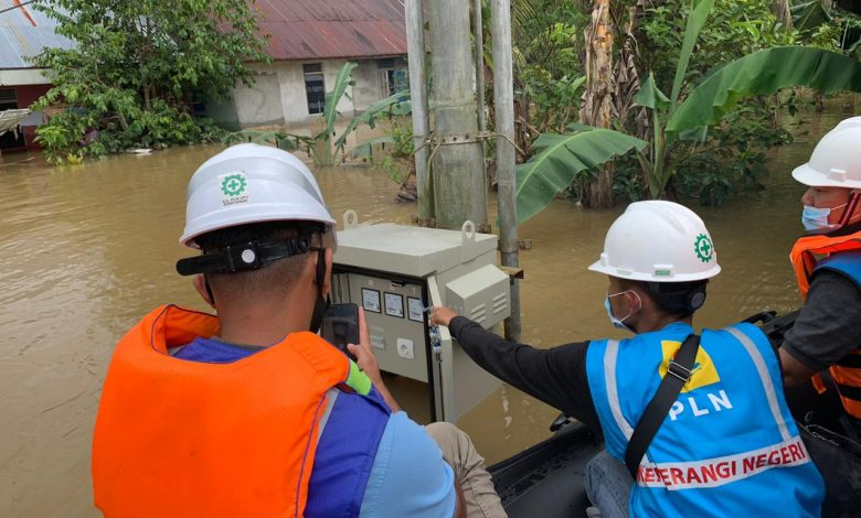 Photo of Pastikan Aman, PLN Pulihkan 1.036 Gardu Terdampak Banjir di Kalimantan