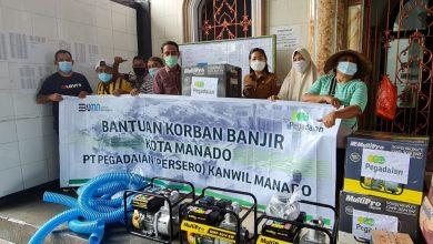 Photo of Pegadaian Salurkan Bantuan Untuk Korban Banjir dan Longsor Manado